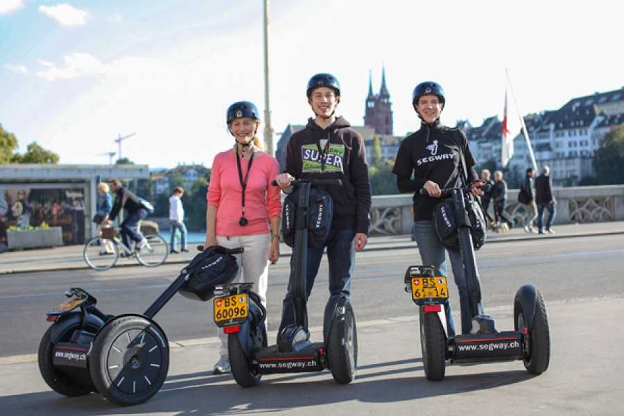 "mobileo Schweiz Classic-Tour Basel ""Old Town"""