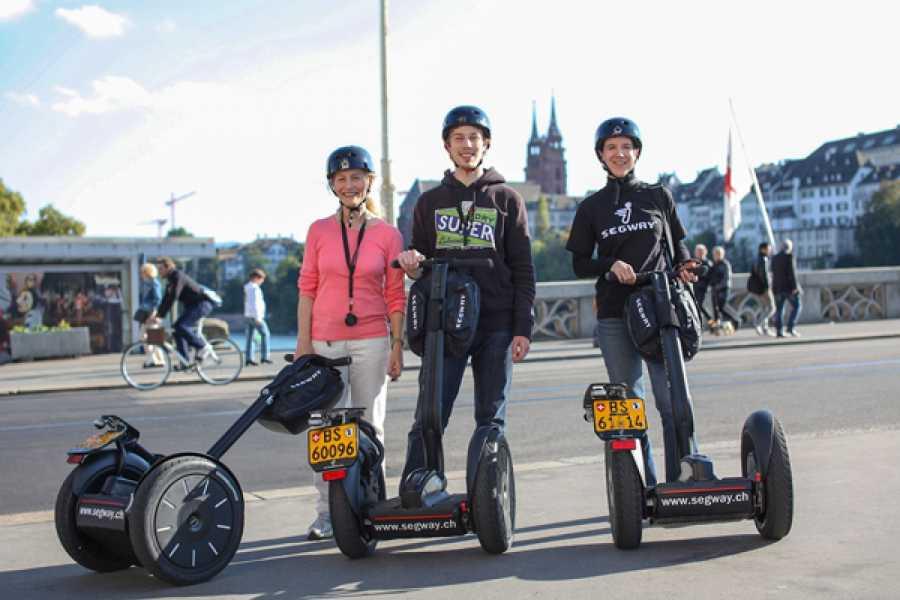 """mobileo Schweiz Classic-Tour Basel """"Altstadt"""""""