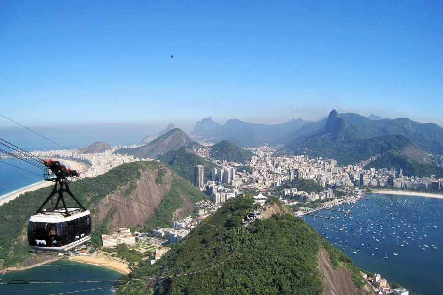 Around SP PACOTE AVENTURA, RIO DE JANEIRO - 3 DIAS / 2 NOITES