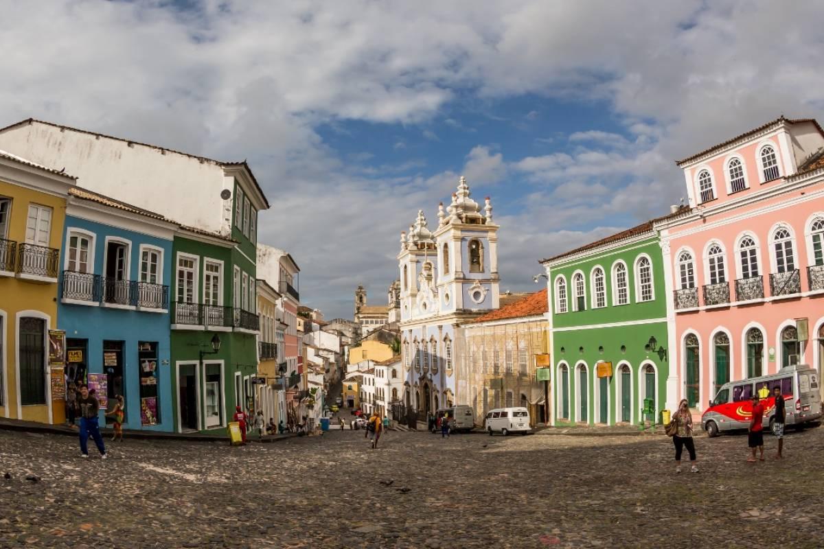 Around SP PACOTE TRADICIONAL, SALVADOR - 3 DIAS / 2 NOITES