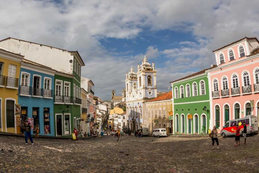 Around SP TRADITIONAL PACKAGE, SALVADOR - 3 DAYS / 2 NIGHTS