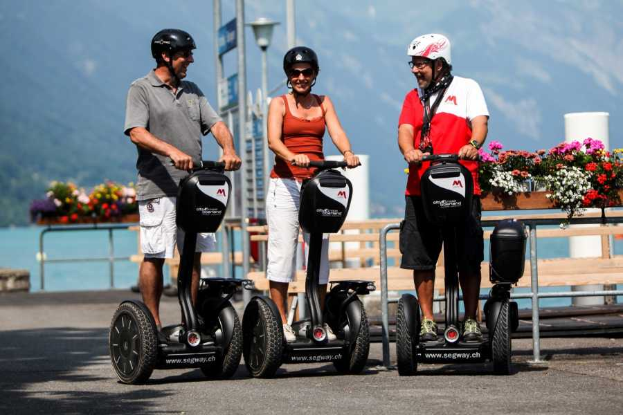 "mobileo Schweiz Classic-Tour Interlaken ""Lake to Lake"""