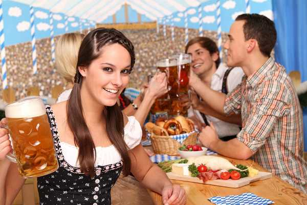 SANDEMANs NEW Munich Tours Oktoberfest
