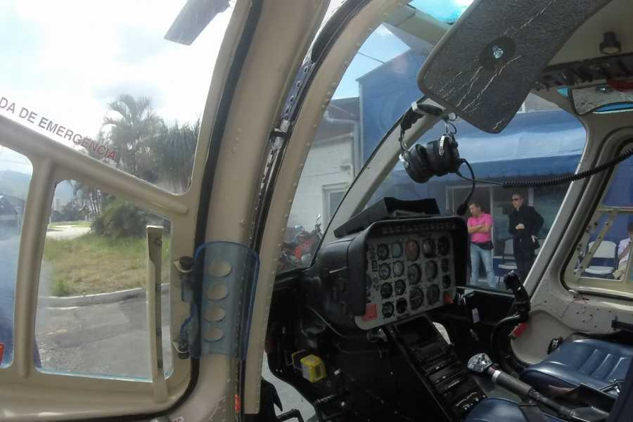 Medellin City Tours BoGo Tour: BOOK HELICOPTER TOUR AND GET ONE CHRISTMAS LIGHTS TOUR FOR FREE!