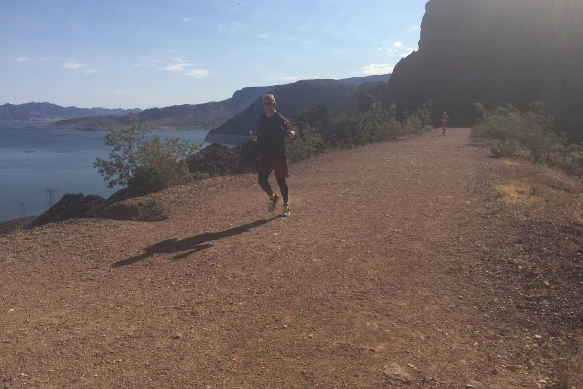 Las Vegas Running Tours (A) Historic Tunnels Trail Run