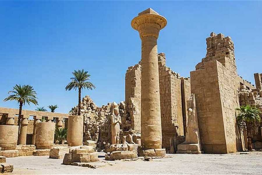 EMO TOURS EGYPT Best Egypt Holiday Package for 8 Days 7 Nights Cairo Aswan & Luxor