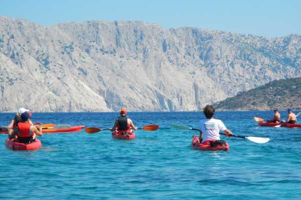Ecosport Sardinia KANUTOUR