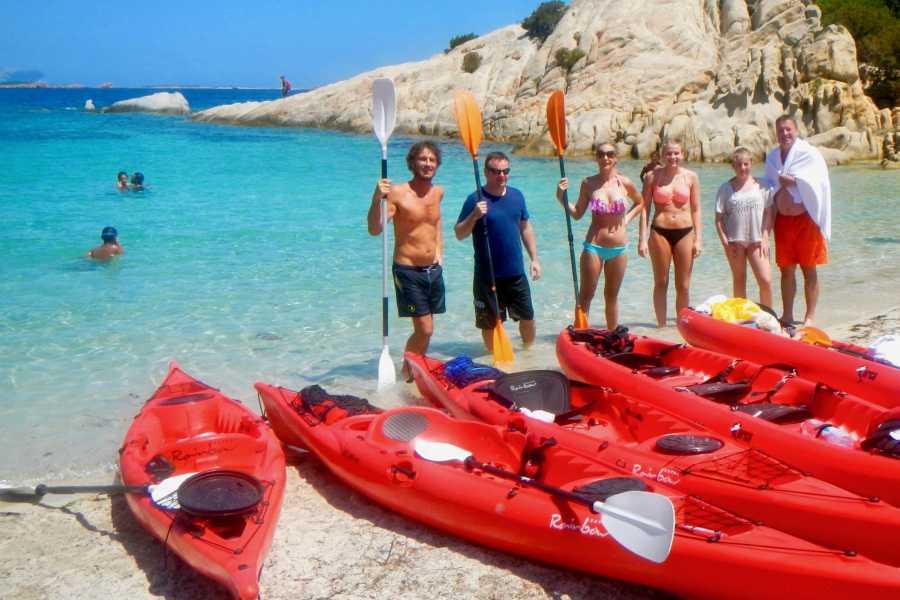 Ecosport Sardinia EXCURSION EN CANOË