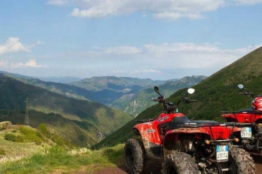 Lucca Adventure Sport QUAD TREK PRATO FIORITO 130€