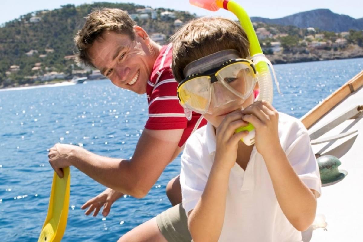 Aqua Mania Adventures Rental Snorkel Gear