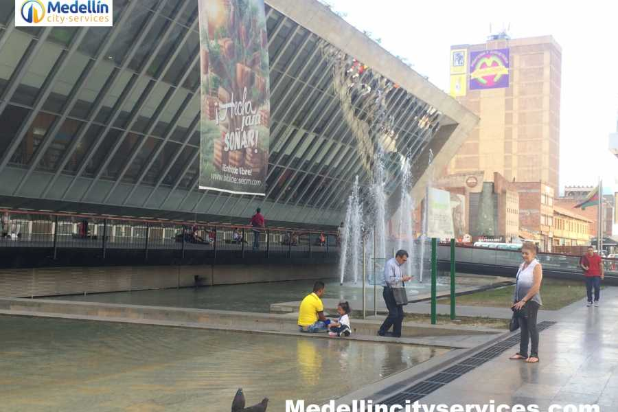 Medellin City Tours SUPER SAVER: Medellin City Tour + Traditional Fonda Tour  + Food Tour