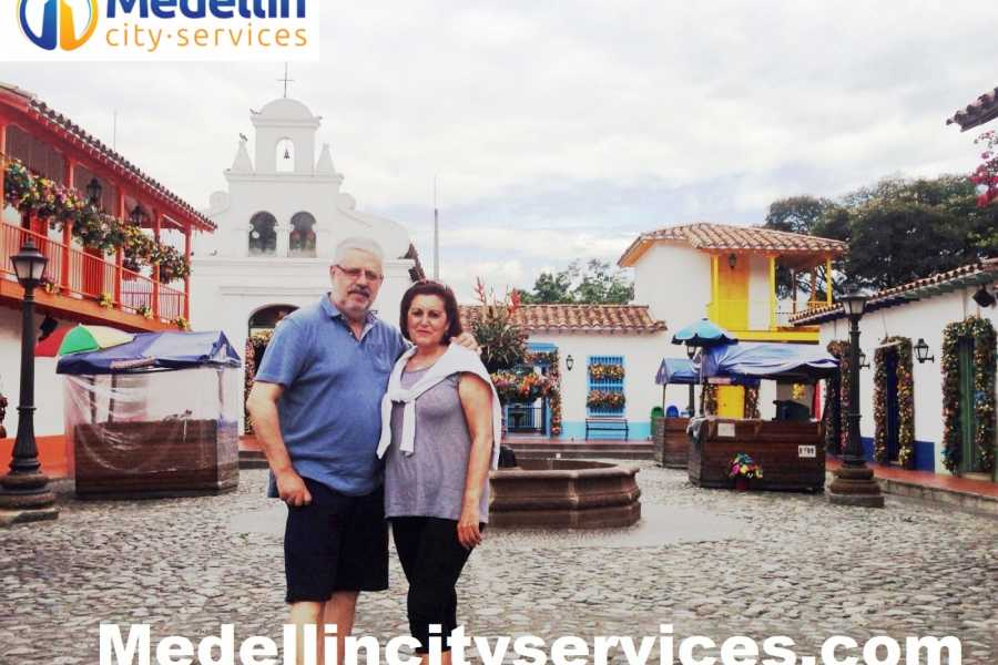 Medellin City Tours SUPER SAVER: Medellin City Tour + Religious/historical Tour  + Food Tour