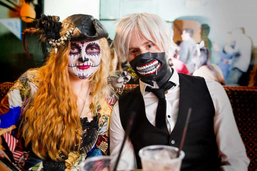 Best of Rome Ltd. Halloween Bash in Rome 2019 hosted by the Highlander Pub Rome