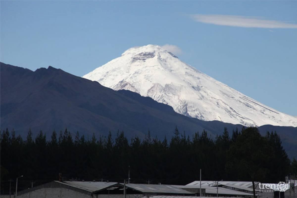 Go Montanita Tren de los Volcanes+Bus I