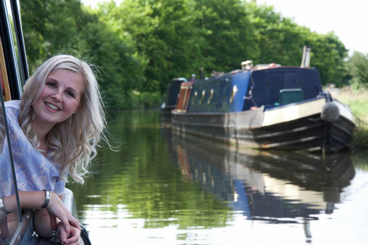 Lancashire Canal Cruises Half Day Charter with skipper for up to 12 people