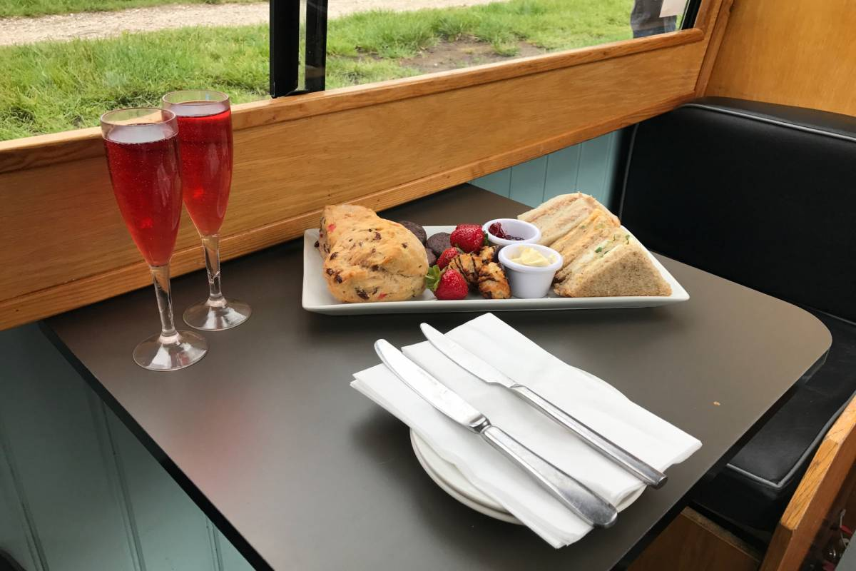 Lancashire Canal Cruises Afternoon Tea Cruise