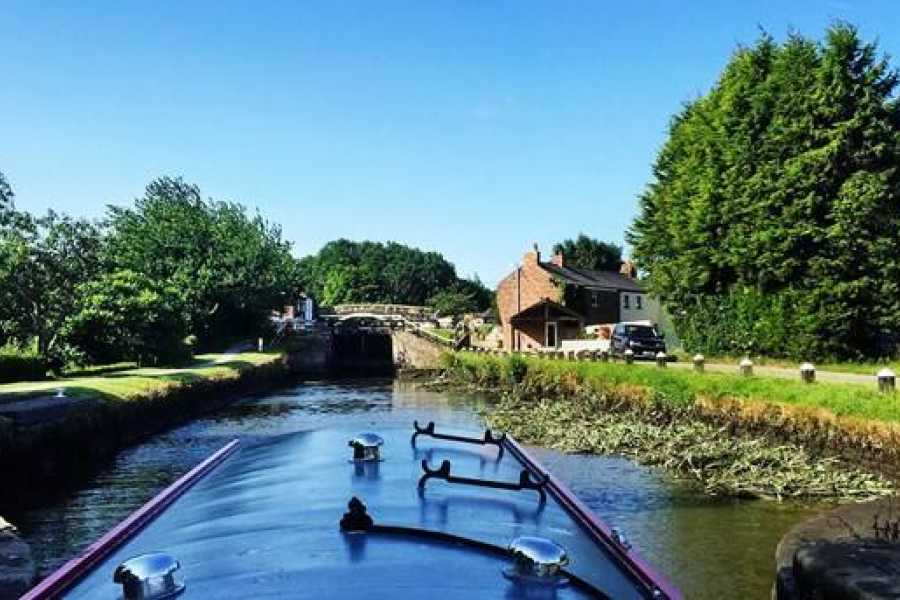 Lancashire Canal Cruises Afternoon Tea Cruise