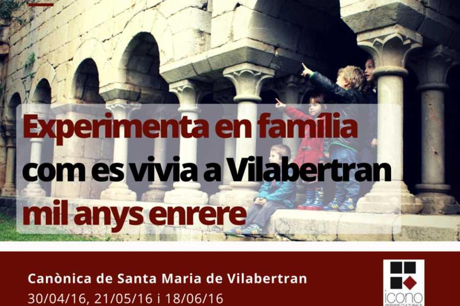 ICONO Serveis Culturals La Canònica de Vilabertran mil anys enrere