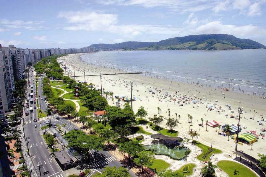 Around SP GET AWAY PACKAGE (BEACH TOUR SANTOS & GUARUJÁ), SAO PAULO - 3 DAYS / 2 NIGHTS