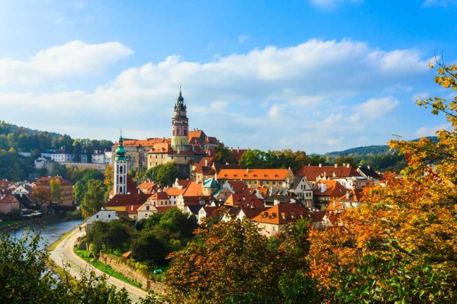 24/7/365 Travel Prague Cesky Krumlov Vienna Sightseeing taxi