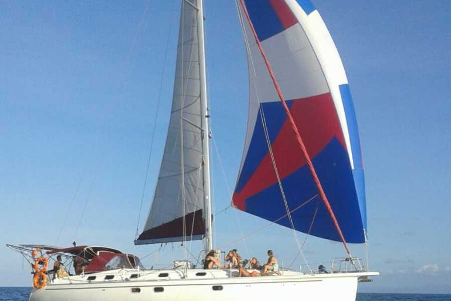 Cacique Cruiser BOAT TO COLOMBIA - Gitanita Sailboat
