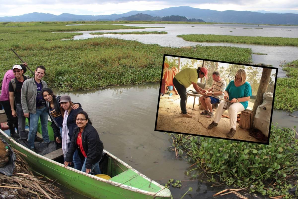 Andes Ecotours Fúquene Lagoon & Handicrafts