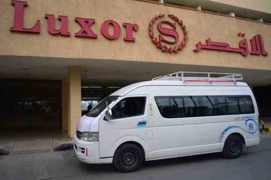 EMO TOURS EGYPT Pick up Transfers from Luxor to Aswan by Private Van
