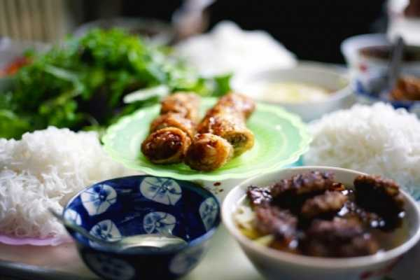 Vietnam 24h Tour Hanoi Street Food Haft Day Tour