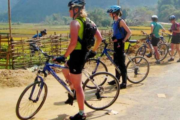 Vietnam 24h Tour Sapa Biking & Trekking 2 days