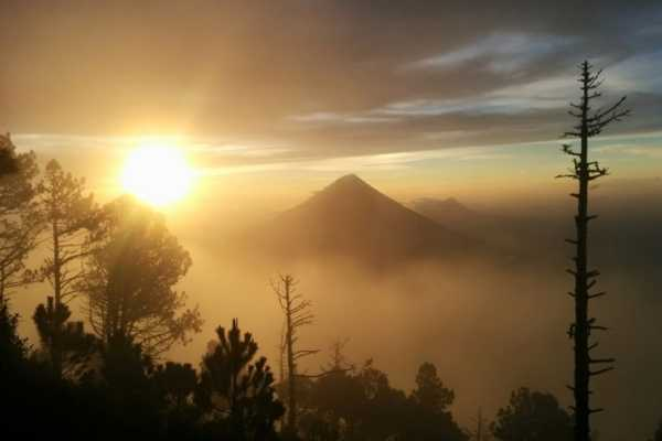 2 Days 1 Night at Acatenango Volcano
