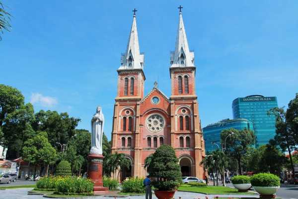 Vietnam 24h Tour Ho Chi Minh City Tour Full Day