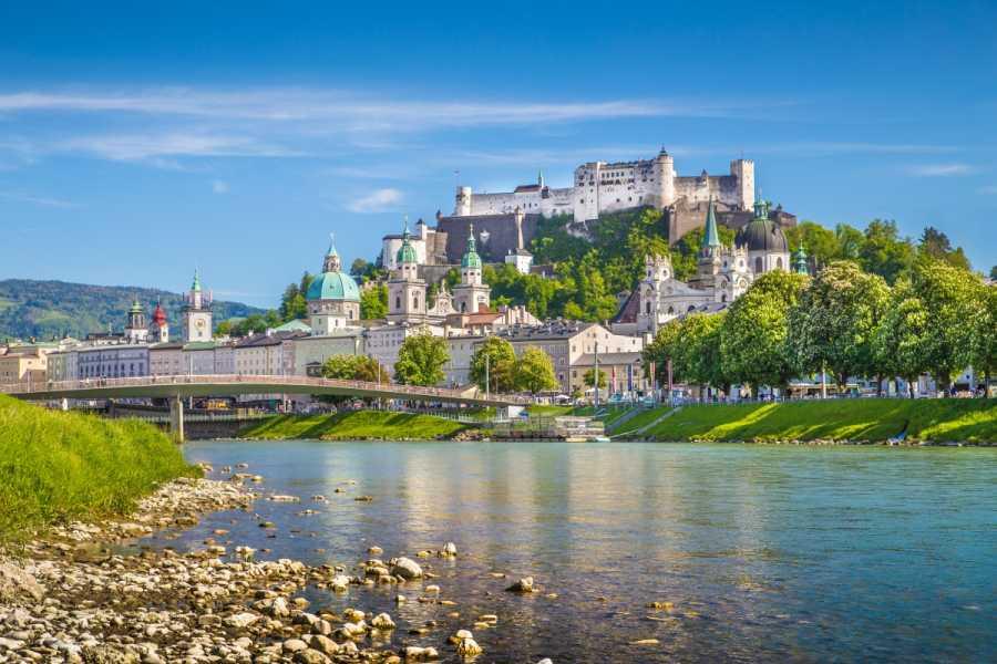 SANDEMANs NEW Munich Tours Excursión a Salzburgo desde Múnich