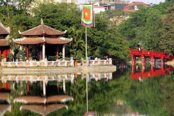 Vietnam 24h Tour Hanoi City Tour Half-day
