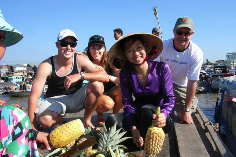 Vietnam 24h Tour Explore Mekong Delta in Vietnam 7 days