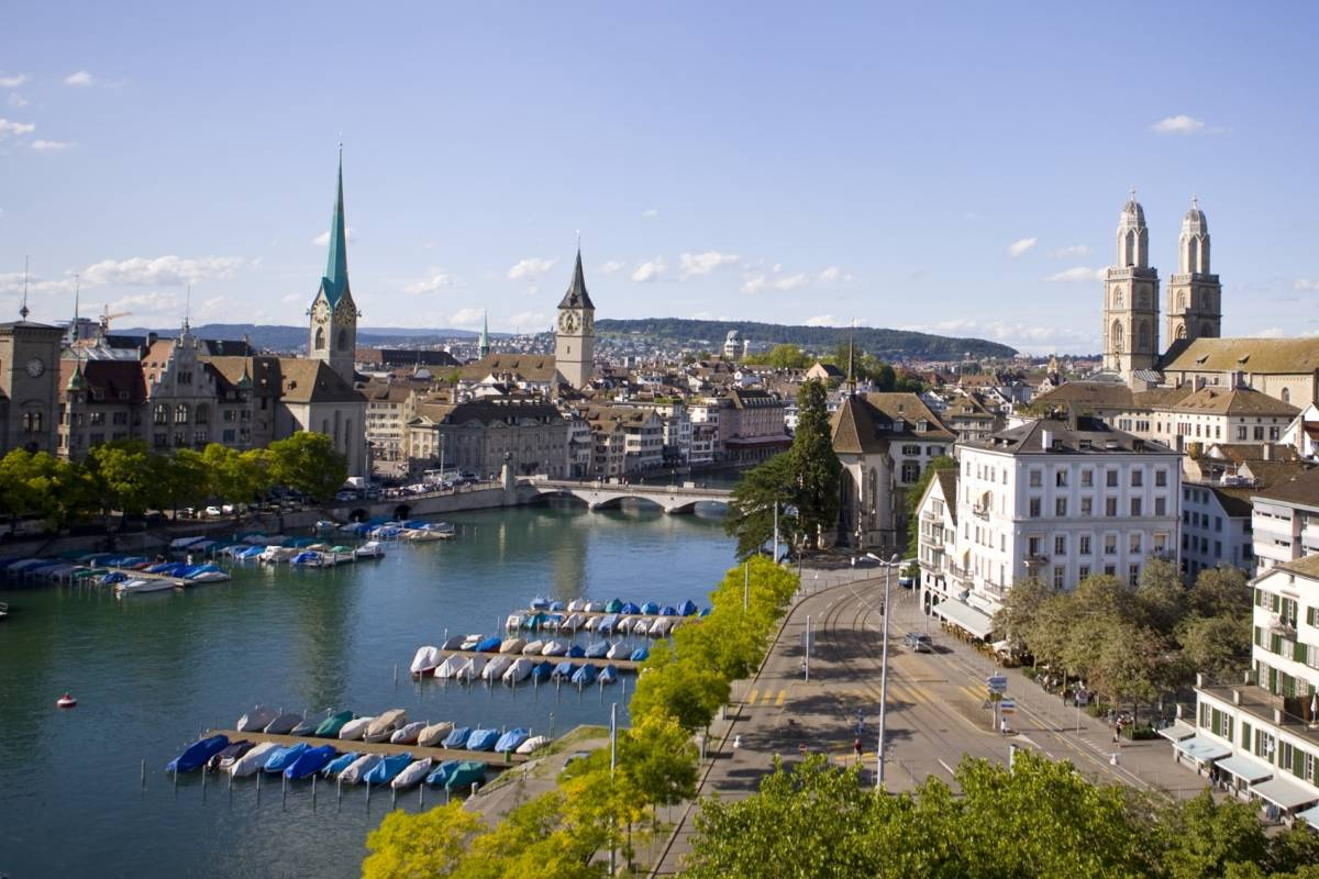 Best of Switzerland Tours The Best of Zürich City Tour