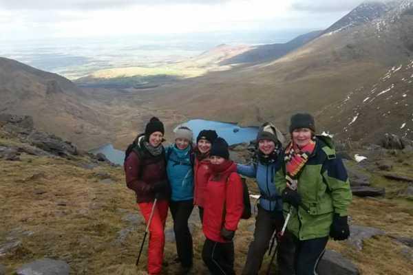 DT Killarney - Carrauntoohil Guided Hike