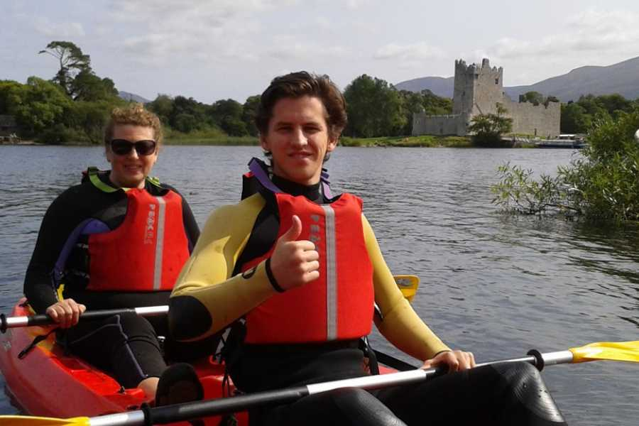 Wild N Happy Group Ltd DT Killarney - Innisfallen Island Kayak Tour