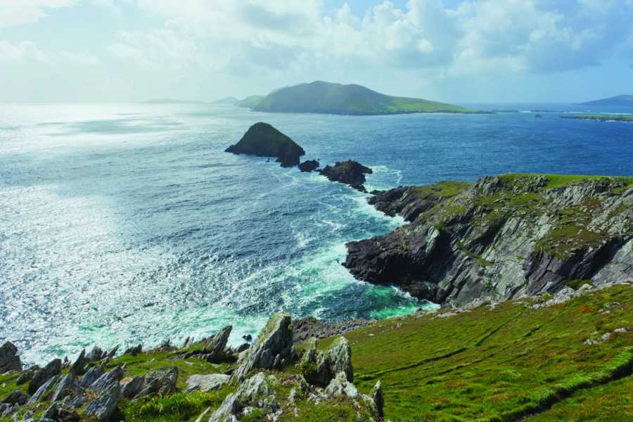 Wild N Happy Group Ltd Ring of Kerry & Dingle Combo Tour – 2 Day Special