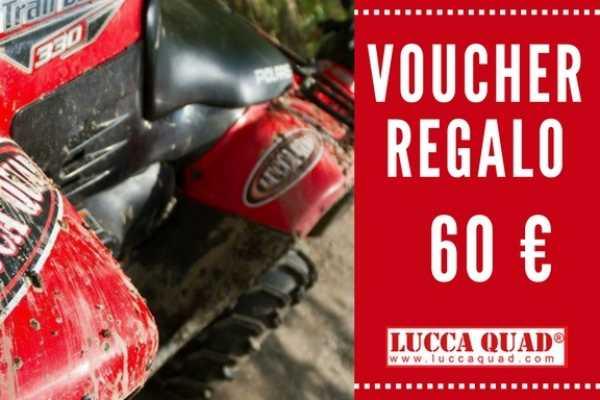 Lucca Adventure Sport Voucher 60  €