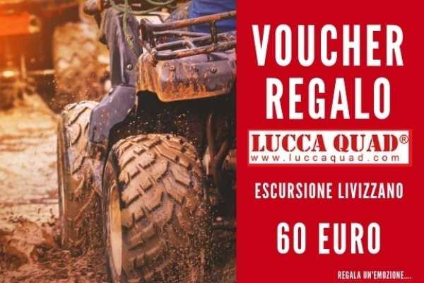 Lucca Adventure Sport Voucher 60  €