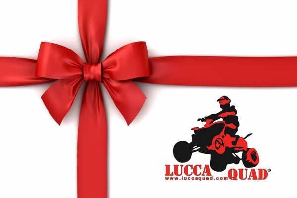 Lucca Adventure Sport Voucher Quad Prato Fiorito 130 €
