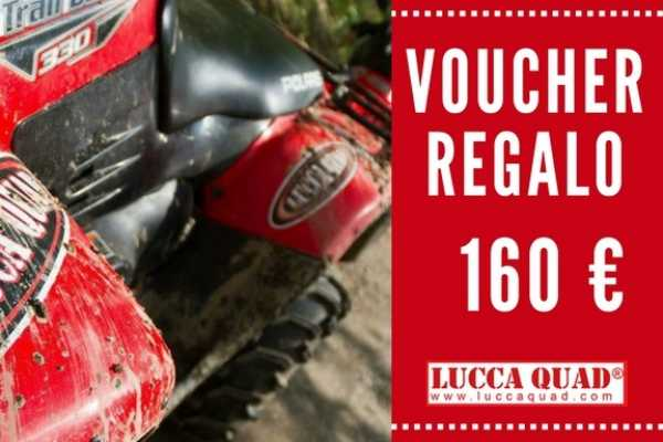 Lucca Adventure Sport Voucher 160 €