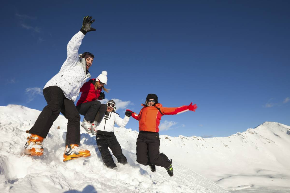 Outdoor Interlaken AG Winter Adventure Pass