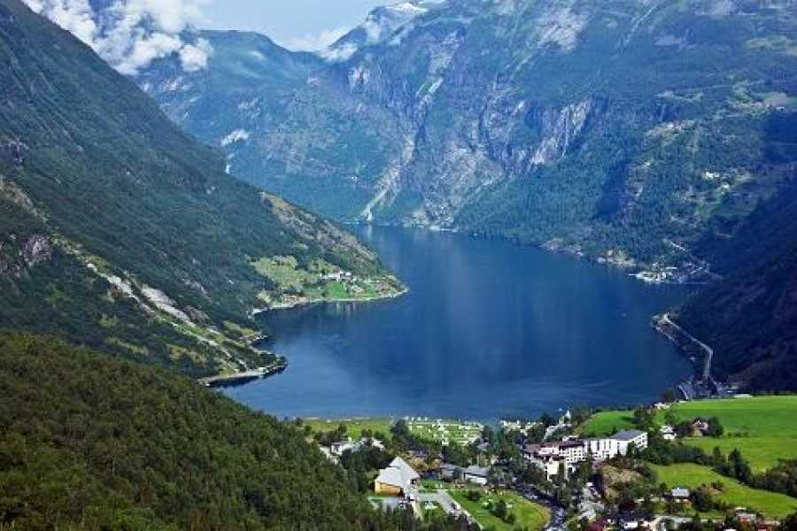 Norway Excursions Geiranger Dalsnibba