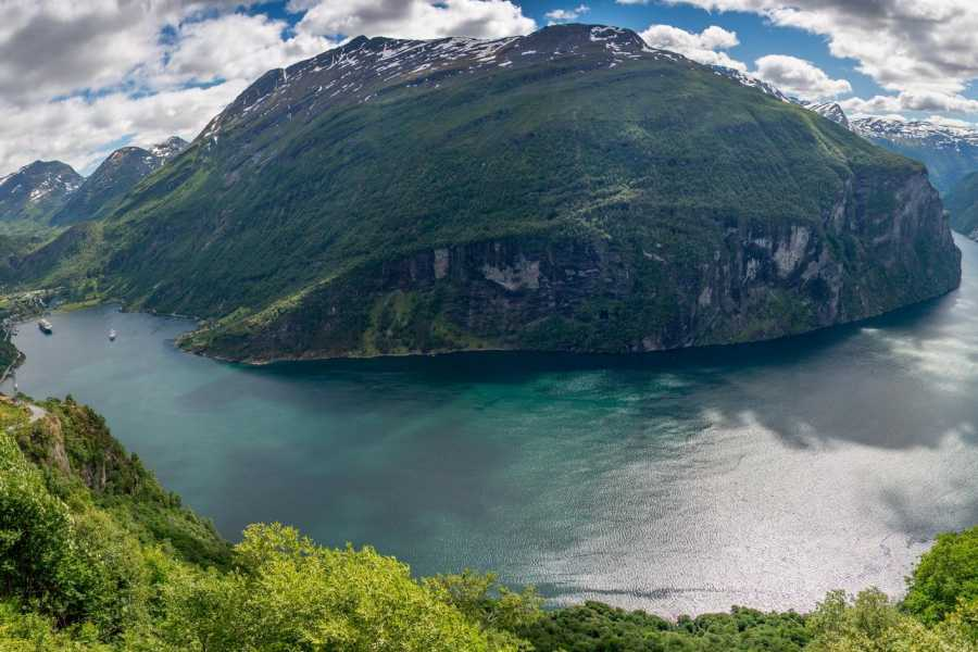 Norway Excursions Geiranger fattoria Herdal
