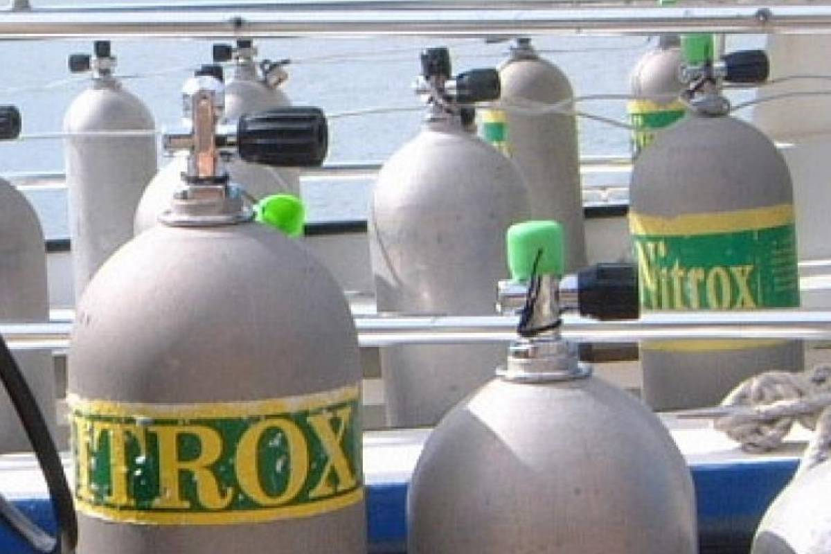 Aquanauts Grenada PADI Nitrox Course