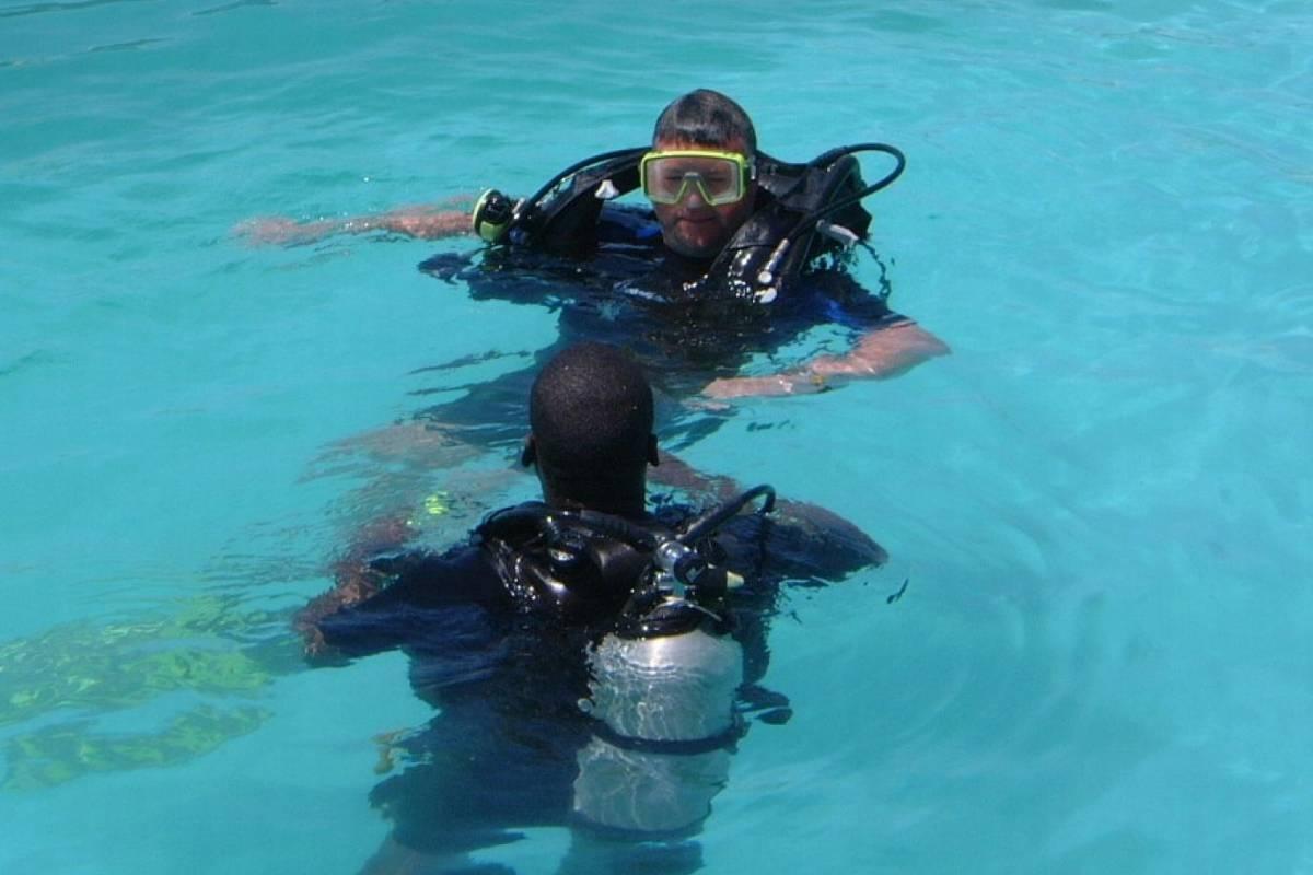 Aquanauts Grenada 6. PADI Rescue Course