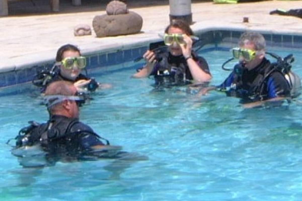 Aquanauts Grenada PADI Scuba diver