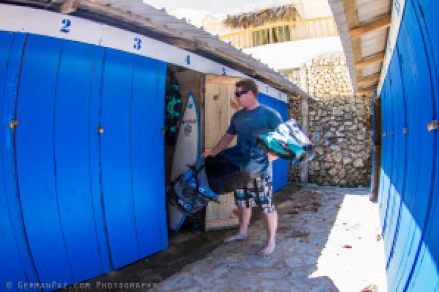 Kite Club Cabarete Locker Rental