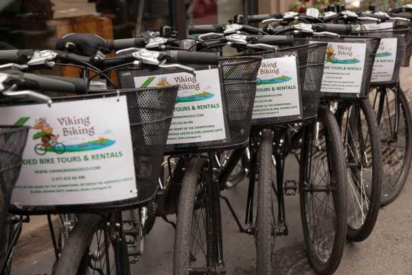 Bike Rental: City Bikes